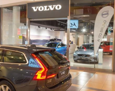 Showroom VOLVO w NoVa Park